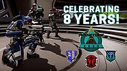 PlanetSide 2 Celebrates Eight Great Years!