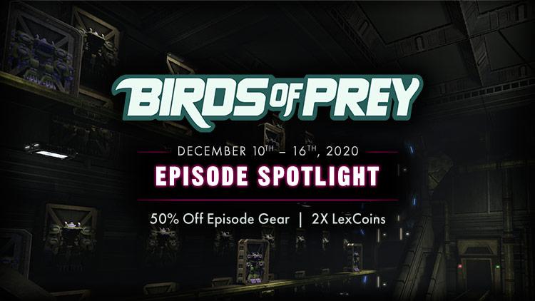 Episode Spotlight: Birds of Prey