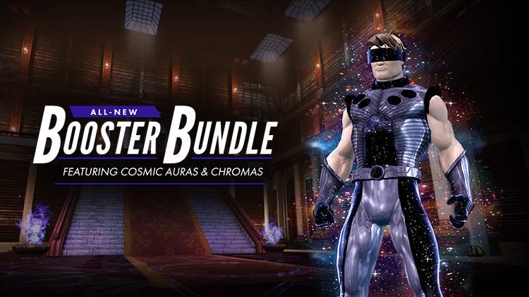 Cosmic Booster Bundle!