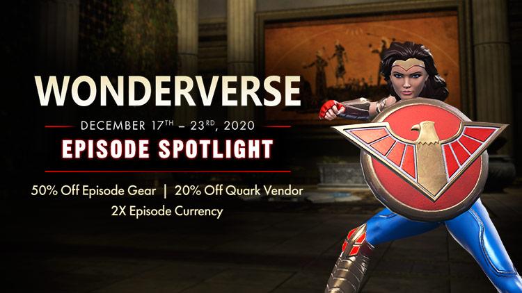 Episode Spotlight: Wonderverse & New Shields