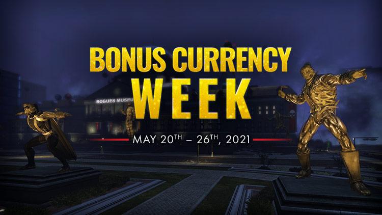 Bonus Currency Week!