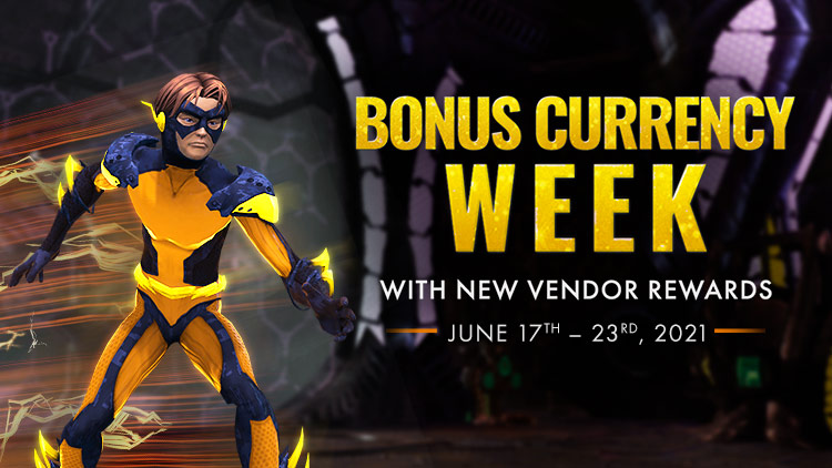 Triple Currency and New Rewards!