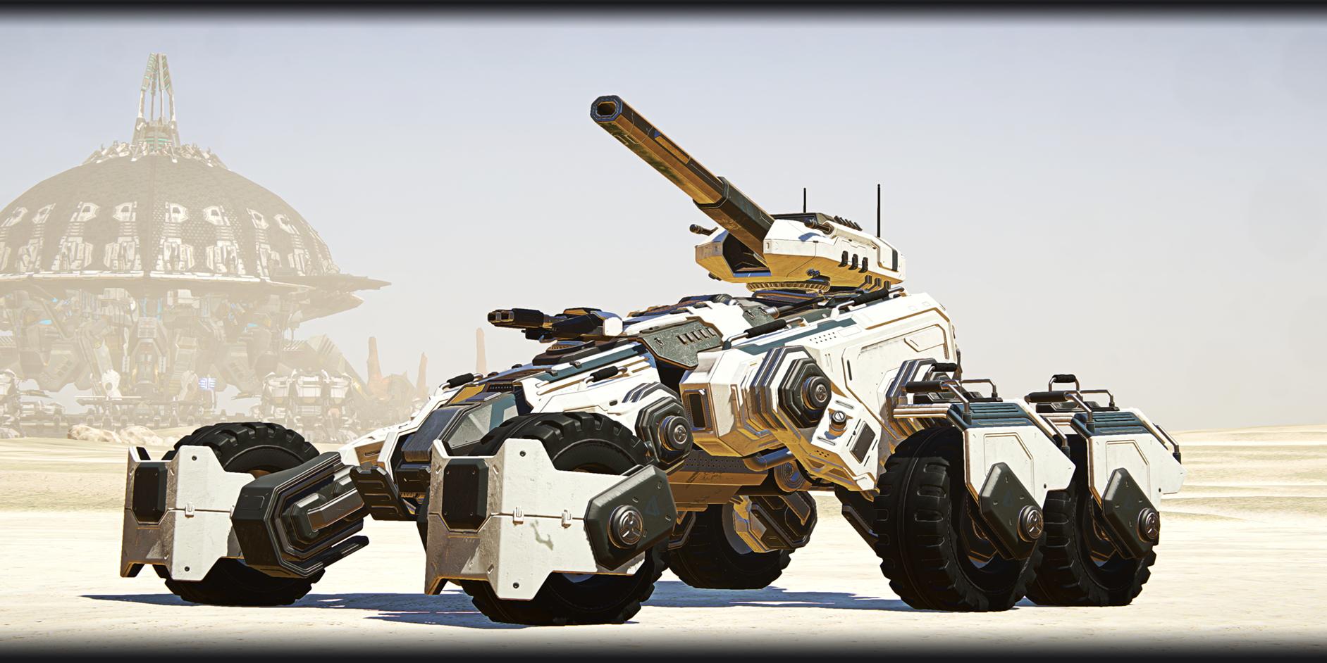 Chimera Main Battle Tank