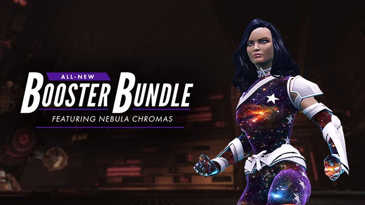 Nebula Booster Bundle!