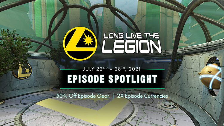 Episode Spotlight: Long Live The Legion