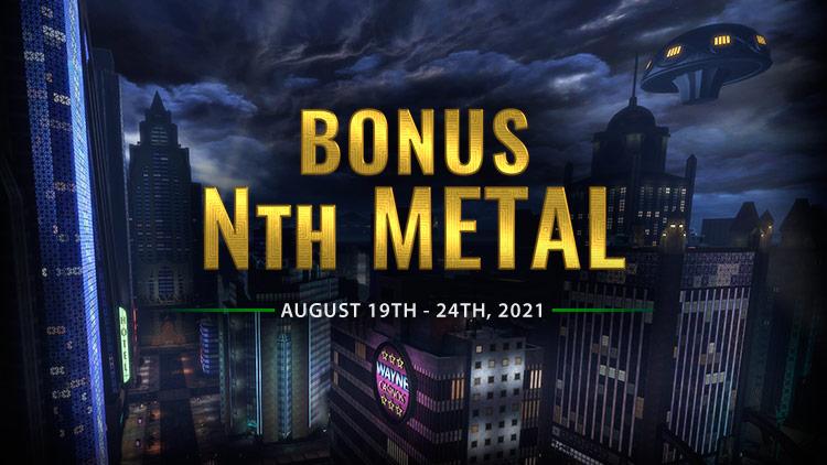 Bonus Nth Metal!