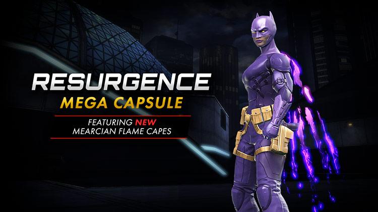The Resurgence Mega Capsule is Back!