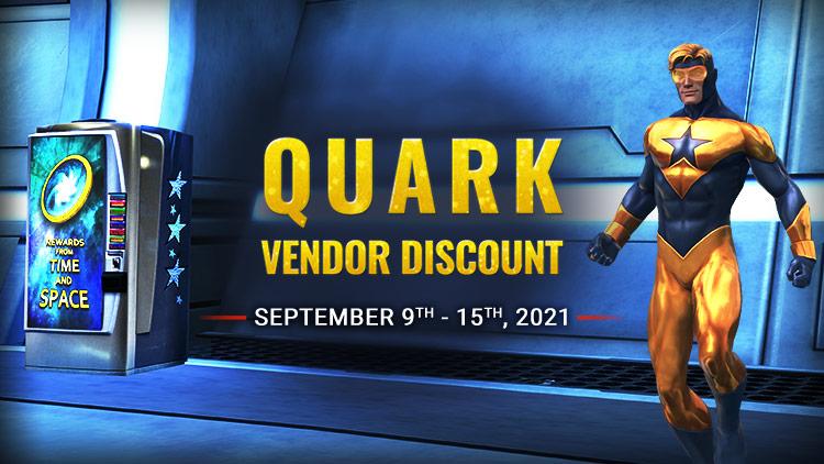 Quark Vendor Discount